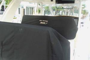 42' Boston Whaler Outrage 42 2016 SEAT COVERS