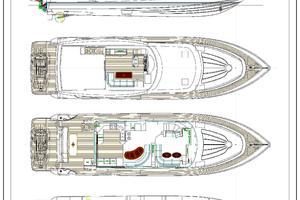 80' Johnson 80' Skylounge w/Hydraulic Platform 2020 GA