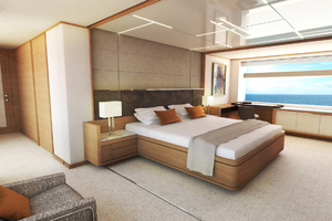 115' Johnson Skylounge W/fb W/on-deck Master 2019 Master Stateroom