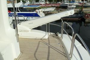 74' Fairline Squadron 2007 BOAT DECK