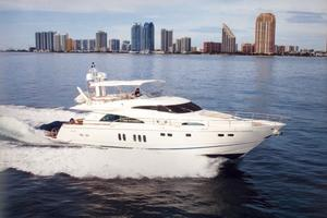 74' Fairline Squadron 2007 PROFILE