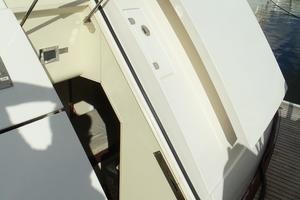 74' Fairline Squadron 2007 CREW/ENGINE ROOM ENTRANCE