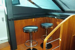 74' Fairline Squadron 2007 BREAKFAST BAR
