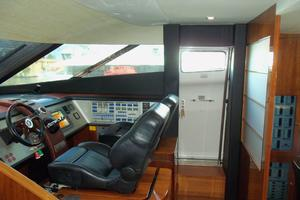 74' Fairline Squadron 2007 STARBOARD DECK DOOR