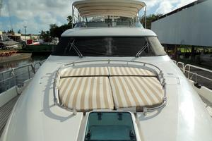 74' Fairline Squadron 2007 BOW