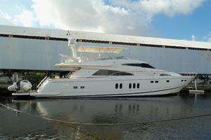 74' Fairline Squadron 2007 ALTERNATE PROFILE