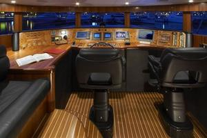 93' Johnson Rph W/on-deck Master 2020 Pilothouse