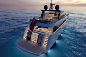 92' Johnson Flybridge W/on-deck Master 2020