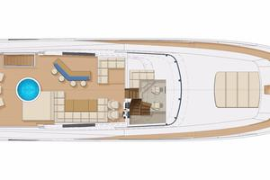 95' Johnson FLYBRIDGE w/ON-DECK MASTER 2020 FLYBRIDGE
