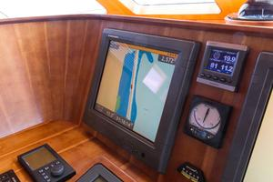 70' Marlow 70 Explorer Command Bridge 2008