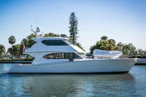 60' Maritimo 60 Motoryacht 2009 2009 Maritimo 60 for sale - SYS Yacht Sales