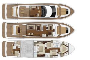 Viking 82 CMY - Floor Plan