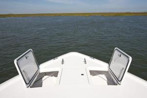 Viking 92 Convertible - Bow