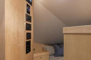 Viking 80 Convertible - Interior