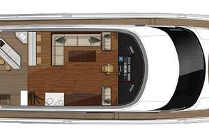 Viking 93 Motoryacht layout
