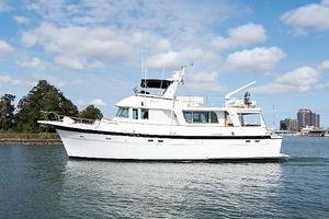 58' Long Range Cruiser 1977  MAGGIE B