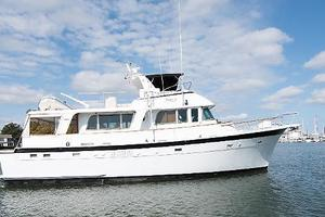 58' Hatteras Long Range Cruiser 1977