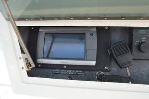 57' Viking Convertible 1990 Garmin GPS