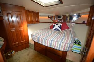 57' Viking Convertible 1990 Master Stateroom View #2