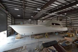 84' Jarrett Bay Custom Carolina Convertible 2019 84' Jarrett Bay Profile
