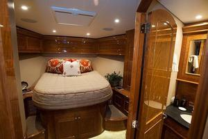 84' Jarrett Bay Custom Carolina Convertible 2019 77' Jarrett Bay Guest Stateroom
