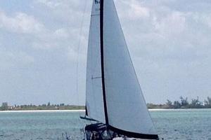 45' Hunter 450  Passage 1997