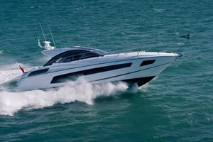 50' Sunseeker San Remo 2018 Manufacturer Provided Image: Sunseeker San Remo