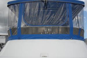 45' Ocean Alexander  2005 Bimini top