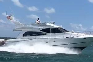 50' Cruisers Yachts 5000 Sedan Sport 2001