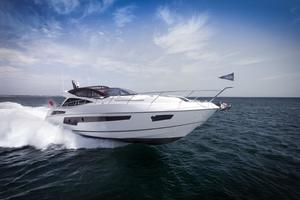 68' Sunseeker Predator 68 2018 Manufacturer Provided Image: Sunseeker Predator 68 Running Shot