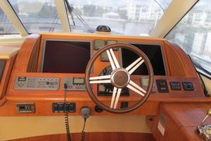 58' Tiara 5800 Sovran 2009 Tiara 5800 Helm