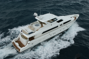114' Hargrave Raised Pilothouse 2009