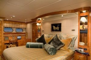 114' Hargrave Raised Pilothouse 2009 Master Stateroom