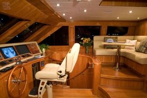 114' Hargrave Raised Pilothouse 2009 Pilothouse