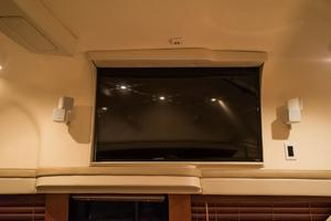 56' Carver Voyager Sky Lounge 2006 Updated Flat Screen, SAT TV