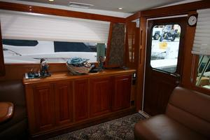 50' Viking Custom 50 Convertible w/Tower 1997 Salon Starboard Aft