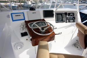 50' Viking Custom 50 Convertible w/Tower 1997 Helm