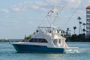 54' Bertram 54' Sportfish 1987/2017 1987