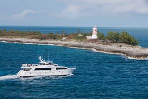 100' Hatteras 100 Motor Yacht 2001 Running Beautiful Shot