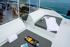 100' Hatteras 100 Motor Yacht 2001 Sunpad