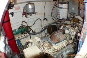 53' Hatteras 53 Motor Yacht 1979