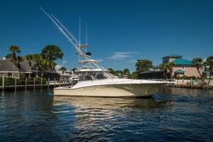 SEA J'S PASSION is a Cabo 45 Express Los Suenos Edition Yacht For Sale in Panama City-Starboard Profile-29