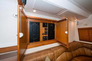 SEA J'S PASSION is a Cabo 45 Express Los Suenos Edition Yacht For Sale in Panama City-Breaker Panels-4