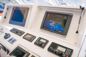 SEA J'S PASSION is a Cabo 45 Express Los Suenos Edition Yacht For Sale in Panama City-Helm-15