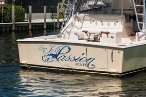 SEA J'S PASSION is a Cabo 45 Express Los Suenos Edition Yacht For Sale in Panama City-Transom-32