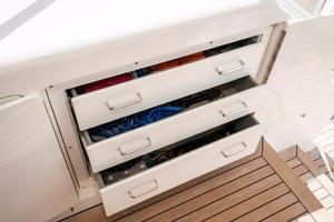 SEA J'S PASSION is a Cabo 45 Express Los Suenos Edition Yacht For Sale in Panama City-Tackle Box-24