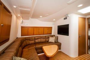 SEA J'S PASSION is a Cabo 45 Express Los Suenos Edition Yacht For Sale in Panama City-Salon-1