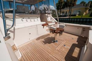 SEA J'S PASSION is a Cabo 45 Express Los Suenos Edition Yacht For Sale in Panama City-Cockpit-18