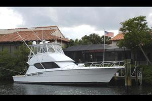 50' Hatteras 50 Convertible Sf 2001 Profile