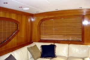50' Hatteras 50 Convertible Sf 2001 Salon
